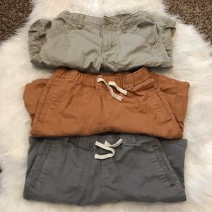 Boys Shorts 3 pc BUNDLE